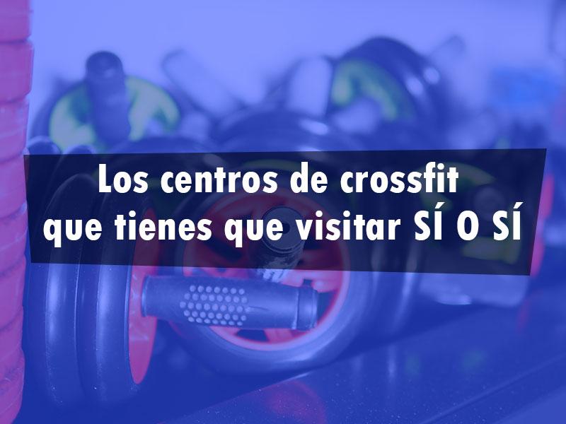 centros de Crossfit en Lima