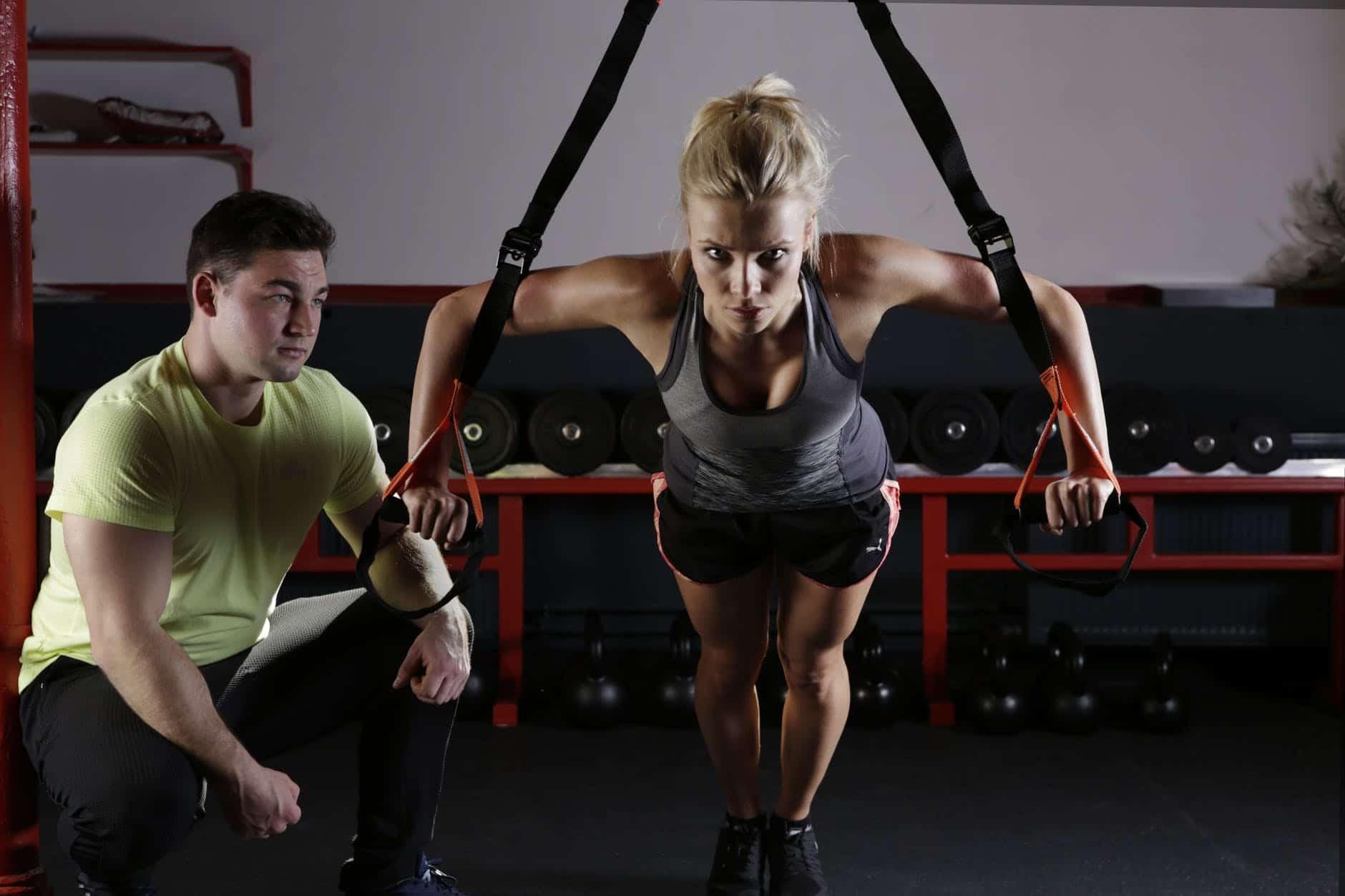 Busca asesoría para tu entrenamiento funcional