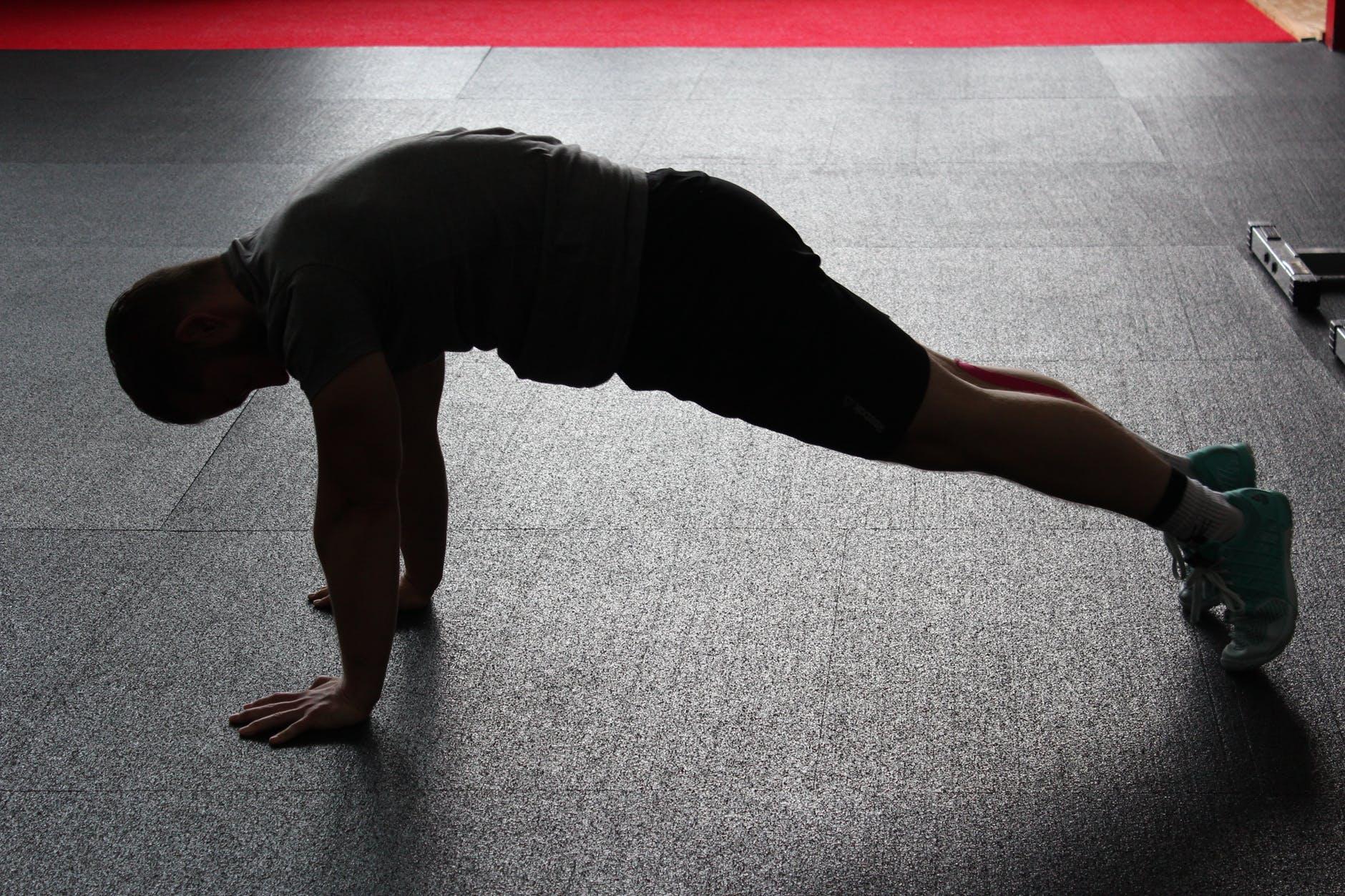 Pierdes grasa, no músculo