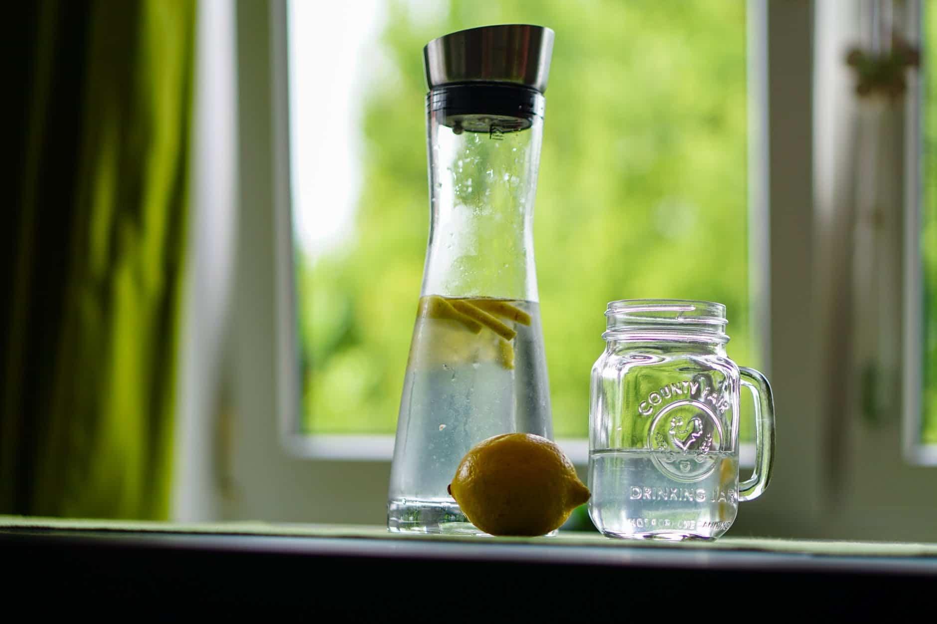 Para reducir medidas, toma más agua