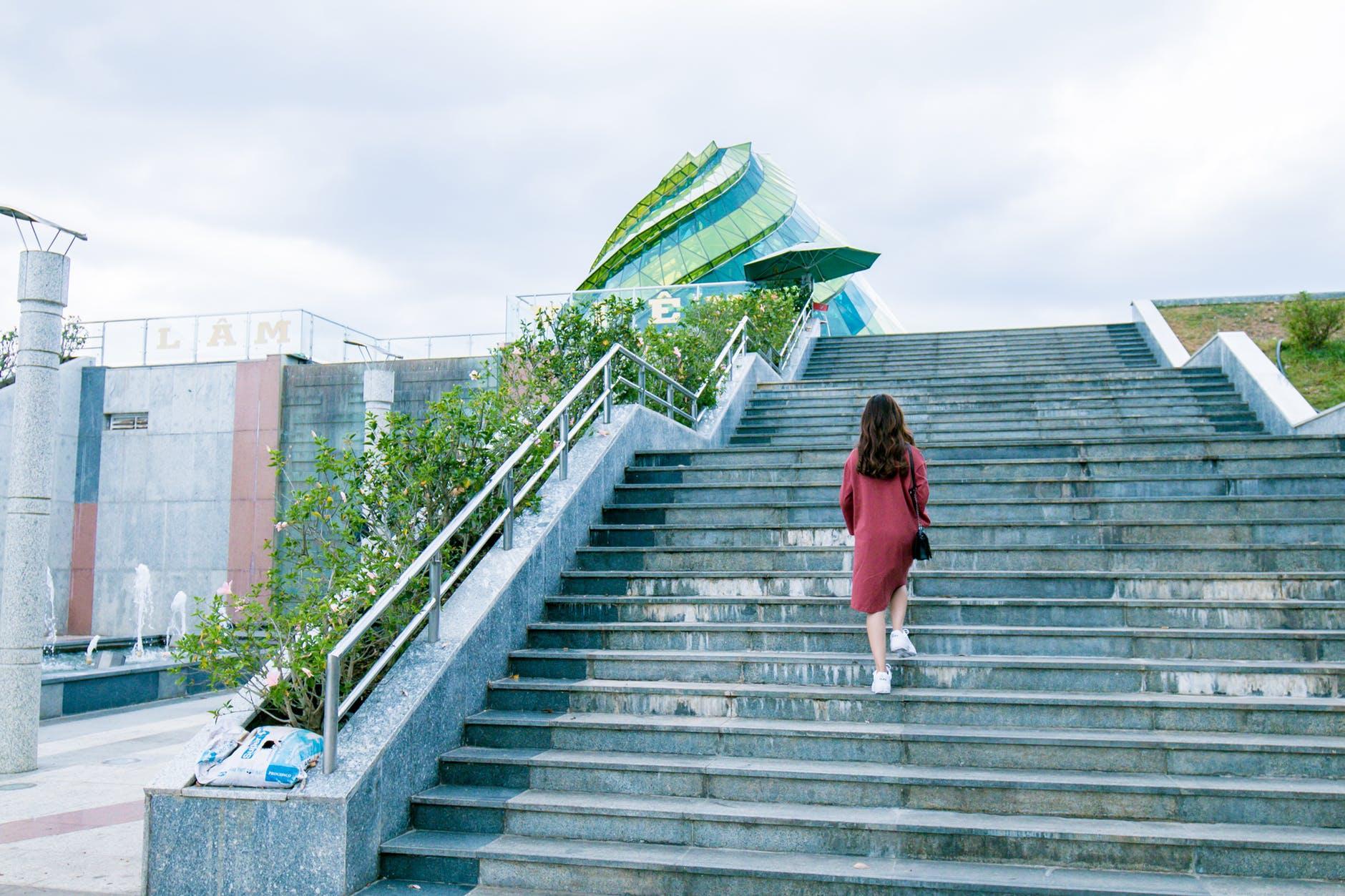 Si caminas es más probable que reduzcas medidas