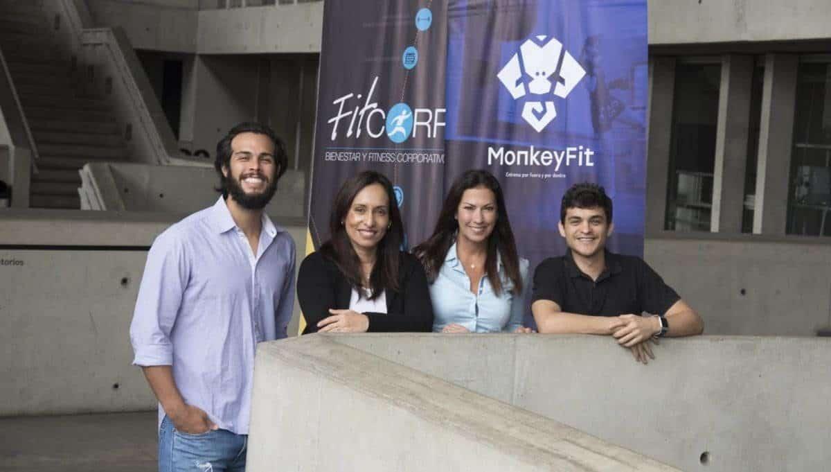 Fitcorp y MonkeyFit unen esfuerzos para llevar bienestar y salud a las empresas