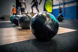 Implementos para entrenamiento funcional - Wallball