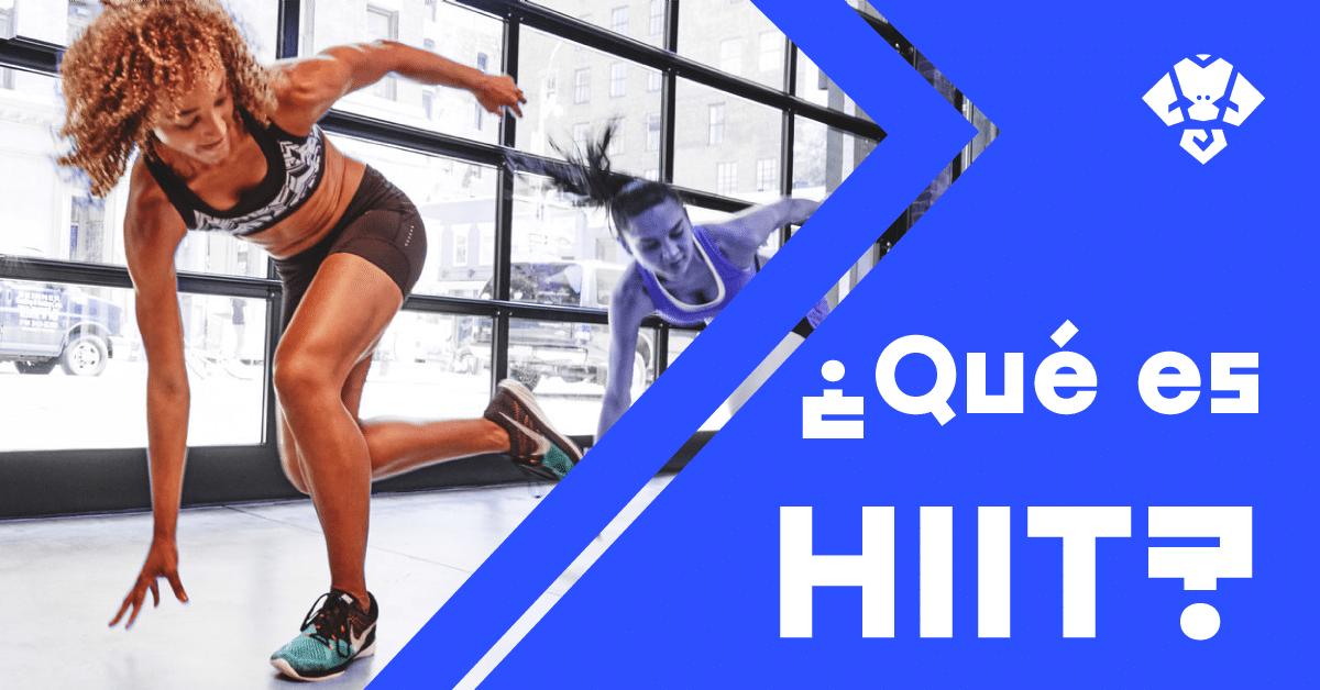 ¿Qué son la rutinas HIIT o de intervalos de alta intensidad?