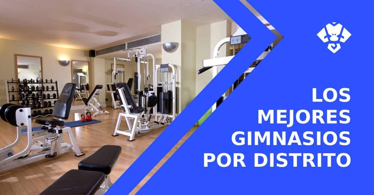 Los mejores gimnasios en Lima que puedes probar