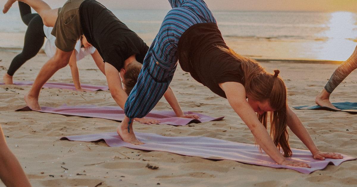 Descubre estos estudios de yoga en Surco